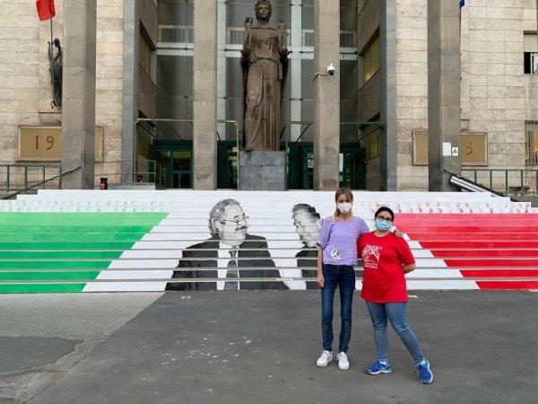 Coinvolgere i giovani studenti nella realizzazione di progetti, in tutte le città di Italia ,per diffondere messaggi positivi.Ripartiamo dai giovani!